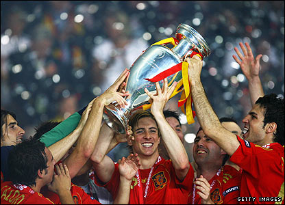 Summer Podcast 7 – Euro 2008 Final