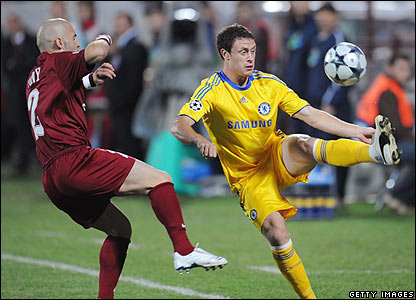 2008 The Good, the Bad and the Ugly – Week 8 – Champions League
