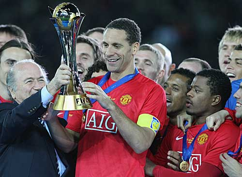 2008 Week 20: The Good, the Bad and the Ugly – World Champions Man United